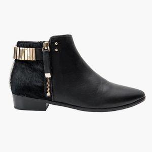 Yosi Samra – Kate Two Tone Ankle Boots